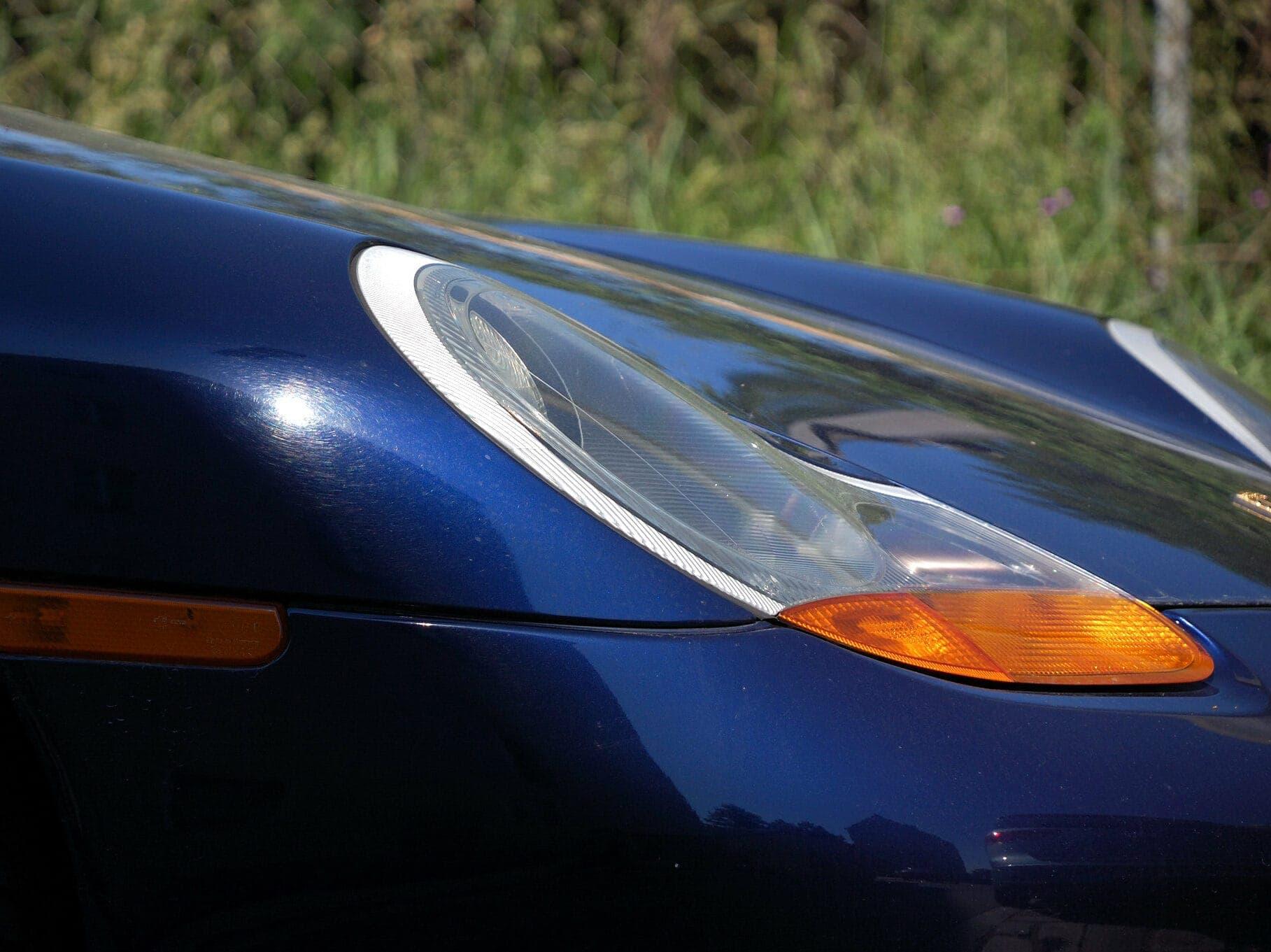 Porsche etuvalo