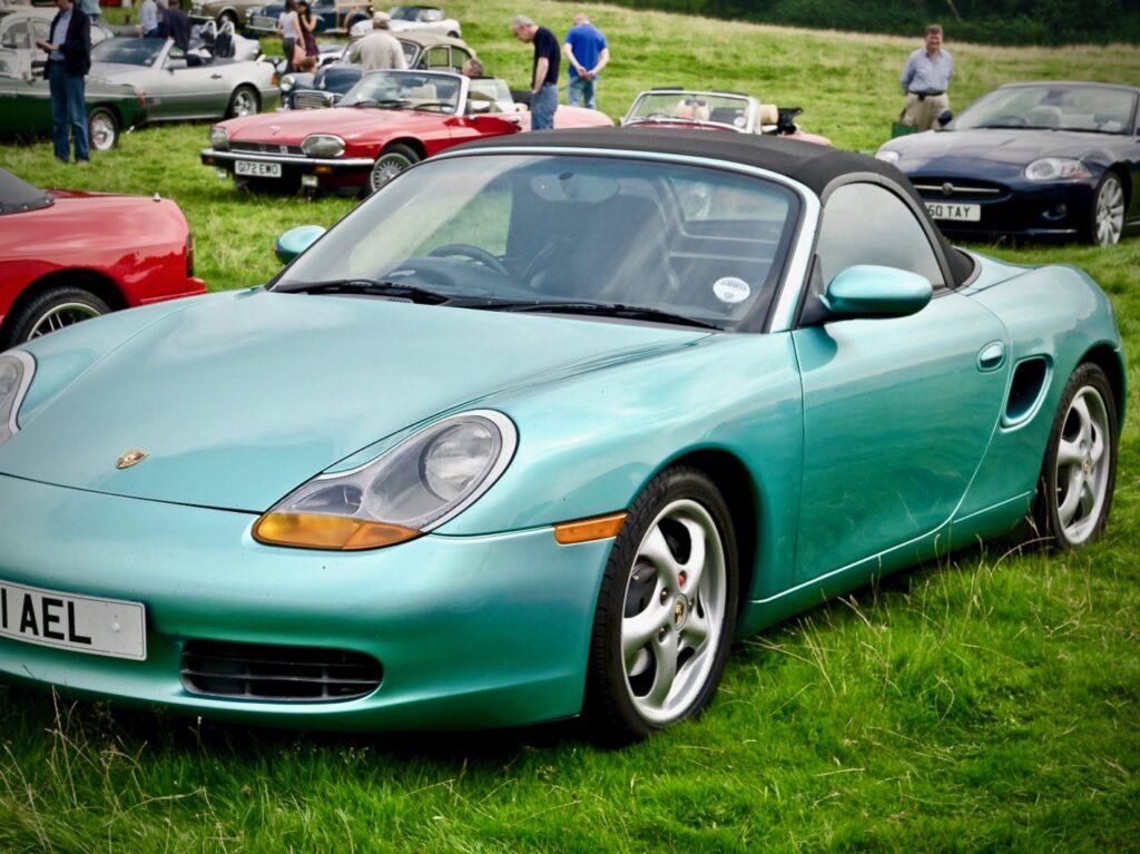 1999 Porsche 986