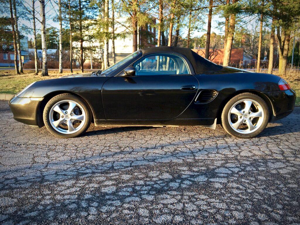 Porsche Boxster nettiautosta