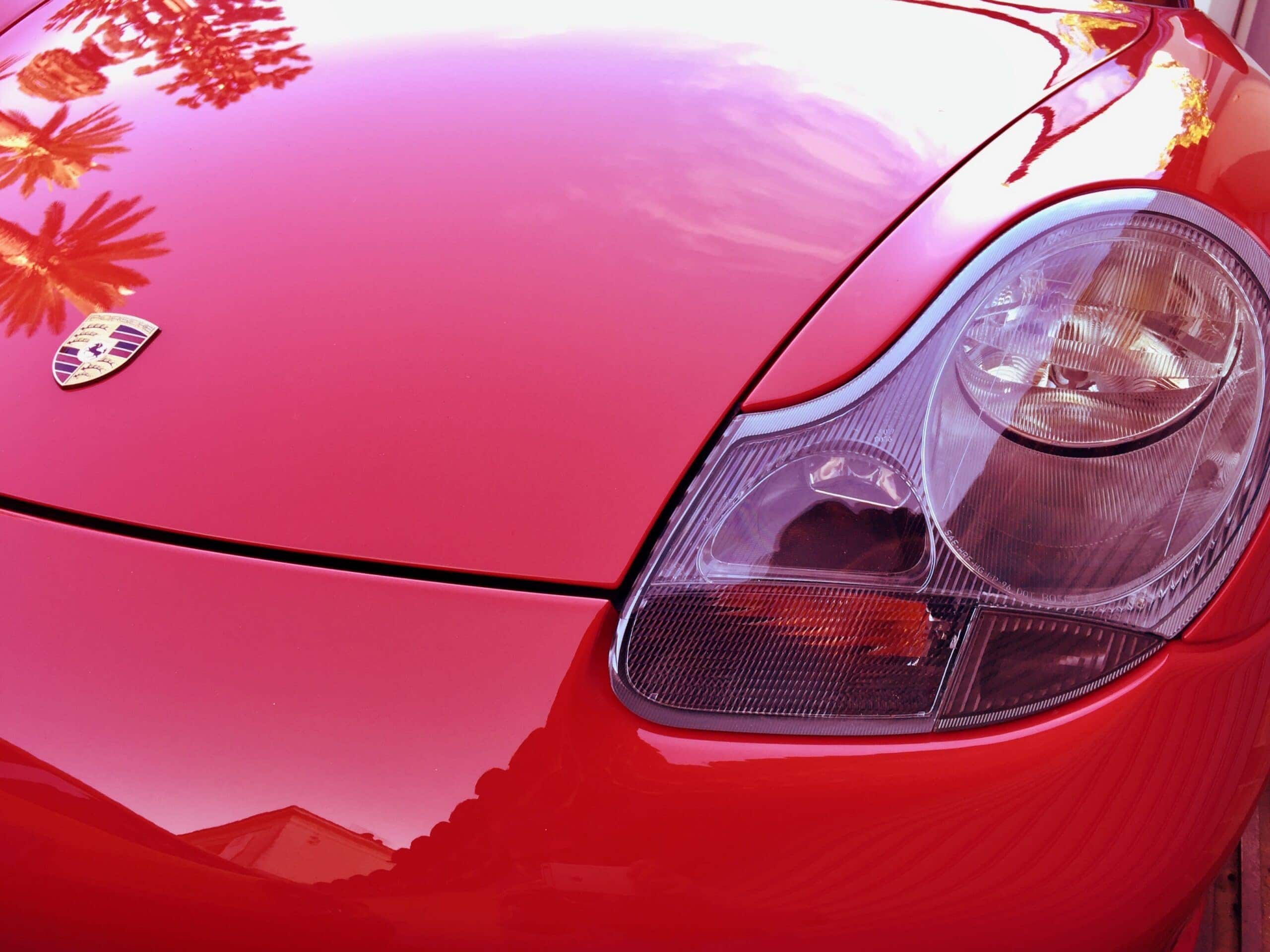 Boxster 986 Facelift Headlight