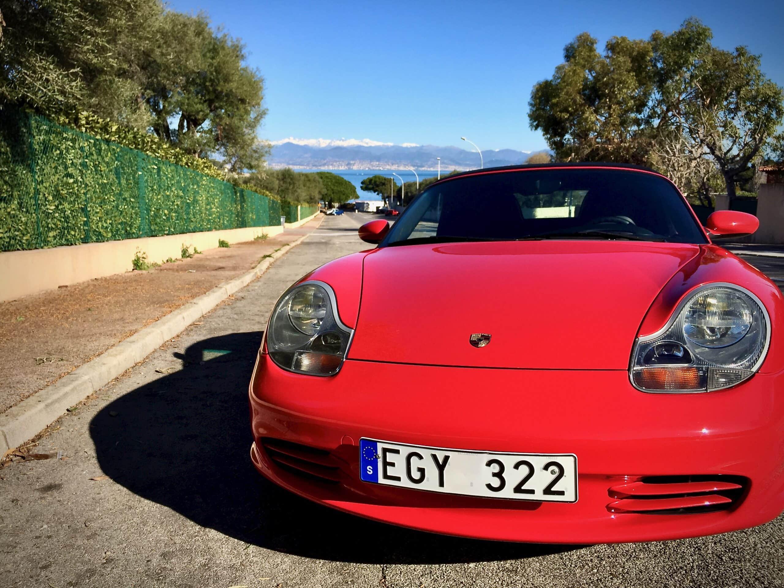 Porsche Boxster Facelift 2