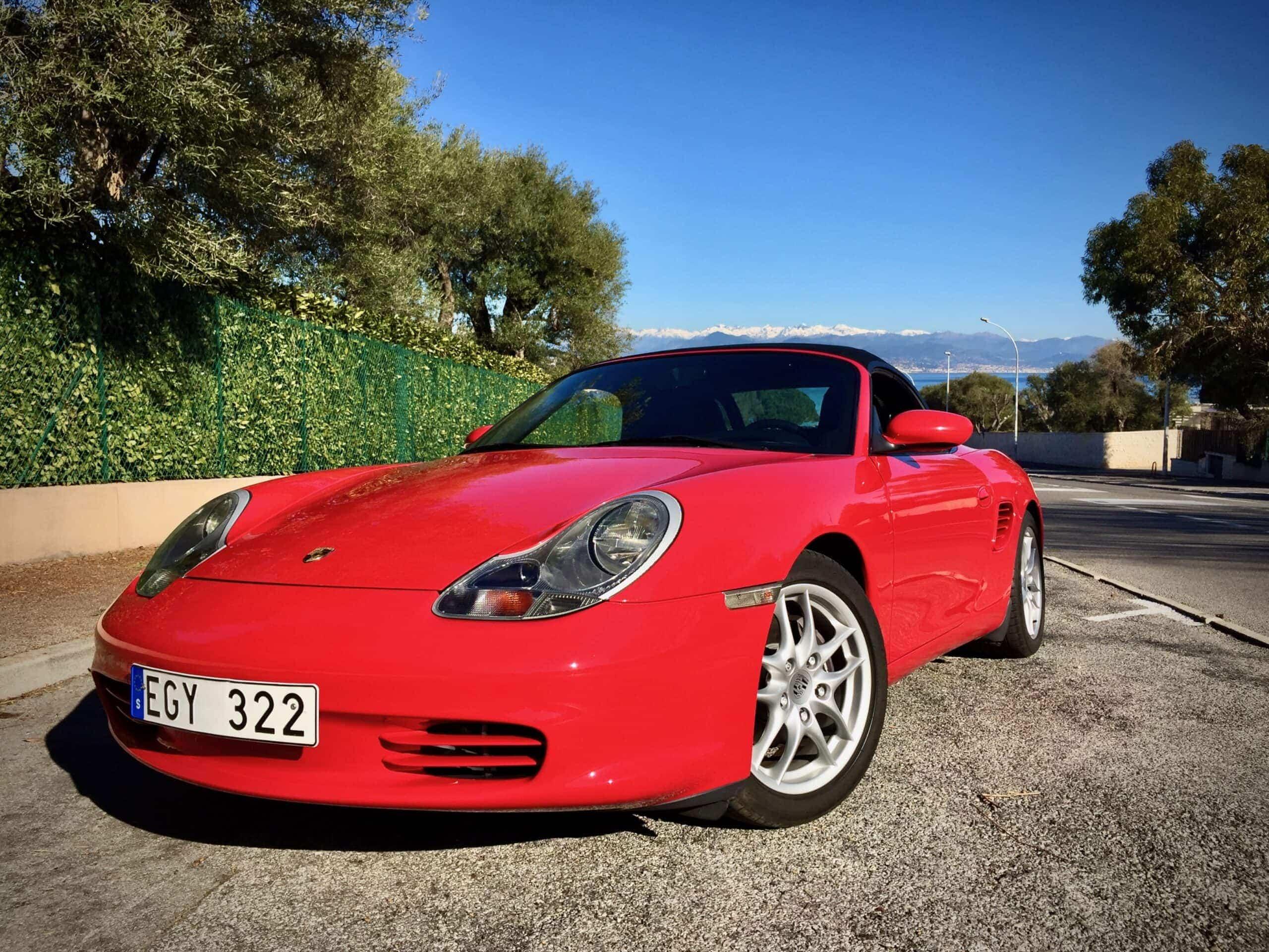 Porsche Boxster Facelift 3
