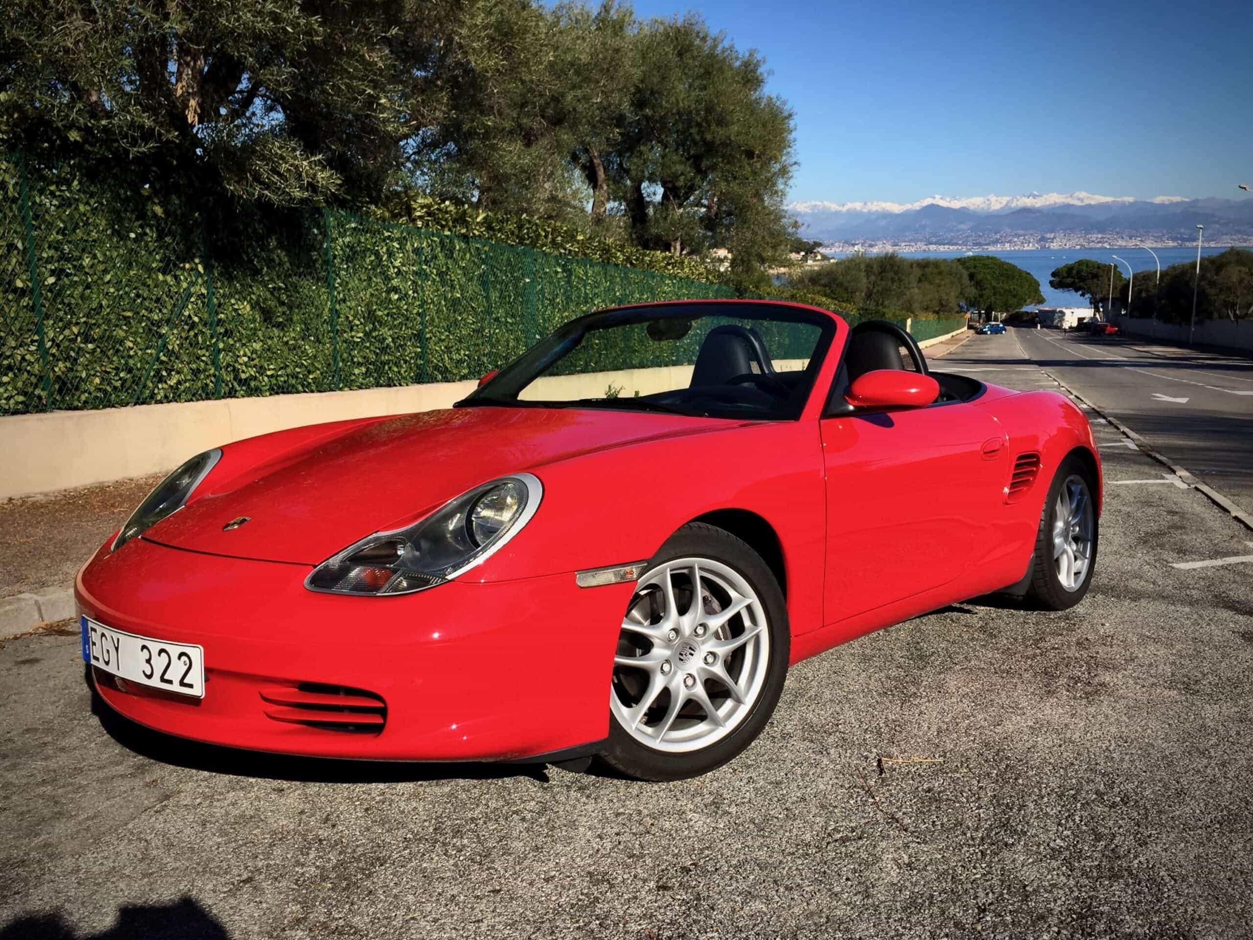 Porsche Boxster Facelift 4