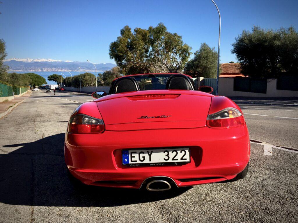 Porsche Boxster Facelift 7