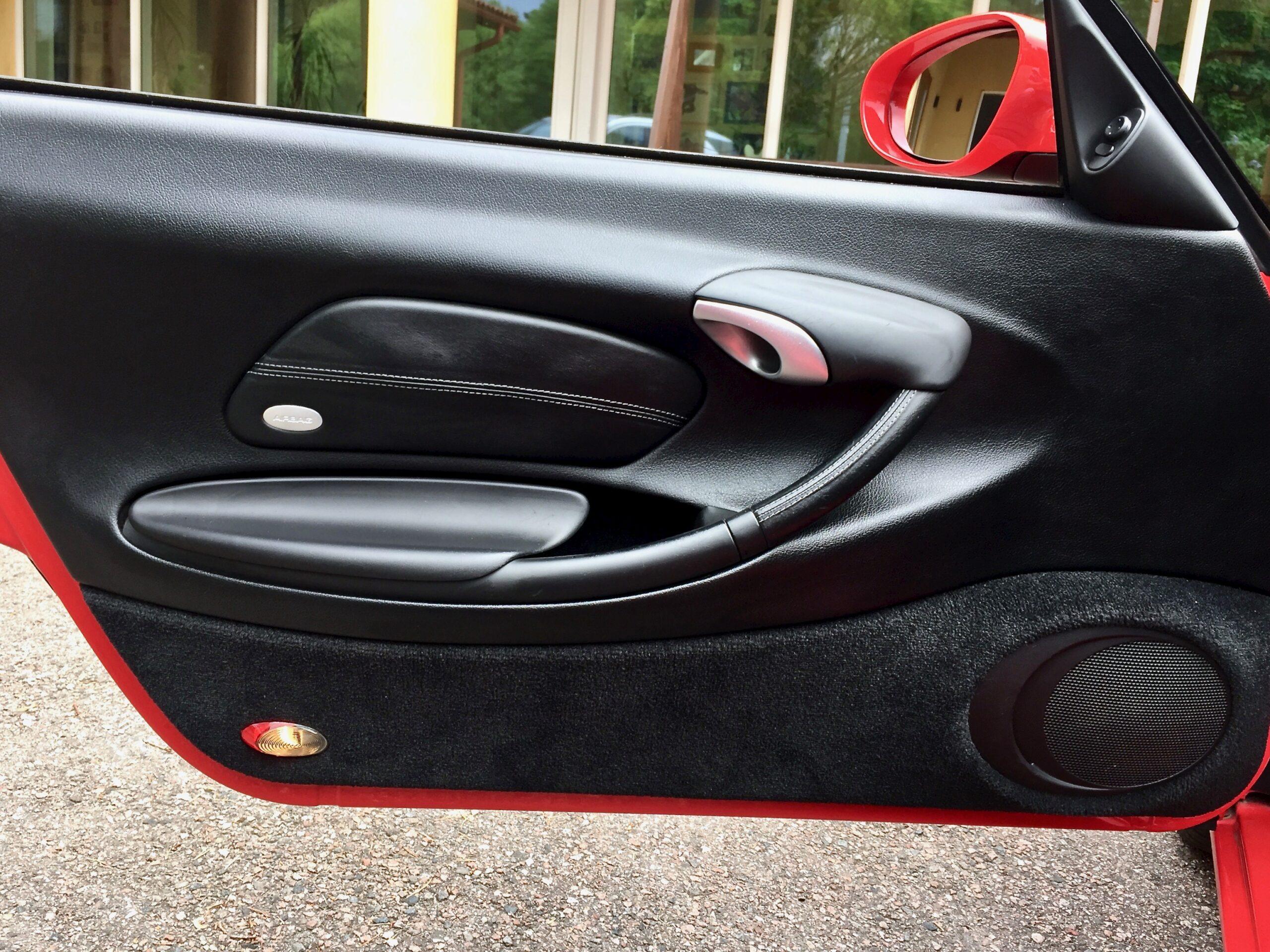 Porsche Boxster vasen ovi